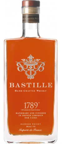 Bastille Whisky Hand-Crafted